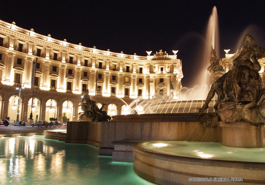 Hotel Rom Roma Italy