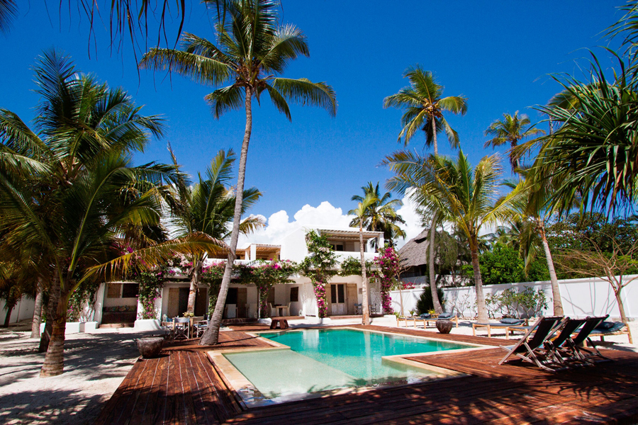 Hotel Jambiani Tanzania Boutique East Coast Sansibar Luxury Zanzib Zanzibar
